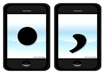 Punctuation on Tablets