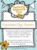 Punctuation pig posters and sheets