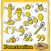 Punctuation themed Graphics