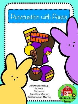 Punctuation with Peeps