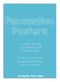 Puncuation Posters