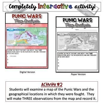 Punic Wars Activity