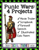 Punic Wars - Ancient Rome - Four Project Options