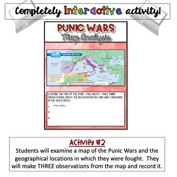 What were the Punic Wars? {Digital}