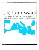 Punic Wars Graphic Organizer for Note-Taking