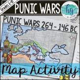 Punic Wars Map Activity