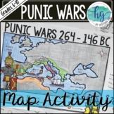 Punic Wars Map Activity