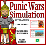 Punic Wars Simulation - Distance Learning Compatible