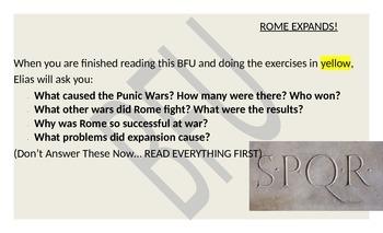 Punic Wars:The Roman Republic versus Carthage (Reading & A