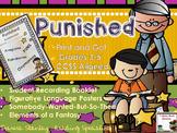 Novel Study:  Punished by David Lubar