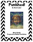 Punished! Novel Study