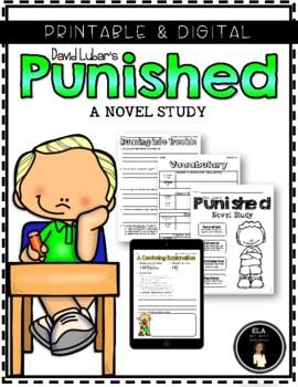 Punished Novel Study