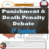 8th Amendment  Punishment  Death Penalty Debate | Reading | Civics