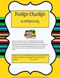 Punkin Chunkin A STEM Activity