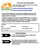 Punkin Chunkin Engineering Design Challenge