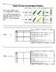Punnet Square Practice -6 scenarios based on gregor Mendel
