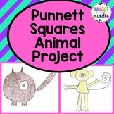 Punnett Square Animal Project