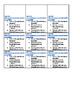 Punnett Square Enrichment Task Cards