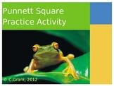 Punnett Square Lecture Activity