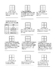 Punnett Square PowerPoint Student Notes Page
