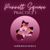 Punnett Square Practice 1