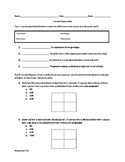 Punnett Square Quiz