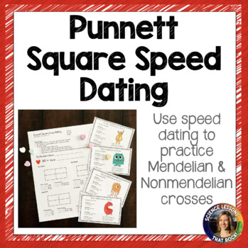 Punnett Square Speed Dating