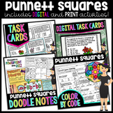 Punnett Squares Activity Bundle