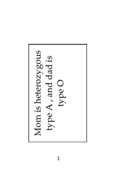 Punnett Squares Practice Task Cards
