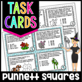 Punnett Squares Task Cards | Science Task Cards