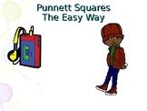 Punnett Squares - The Easy Way