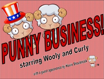 Punny Business!  The Most Fun Can You Have Teaching Pun and Idiom!