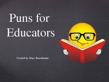 Puns for Educators