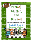 Punted, Tackled, and Blocked (the 3 sound of suffix -ed)