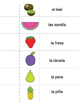 Punteros Pretzels Las Frutas y Los Vegetales