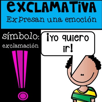 Puntuacion - anchor charts in Spanish