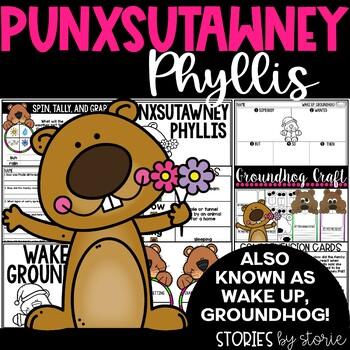 Punxsutawney Phyllis (Wake Up, Groundhog)