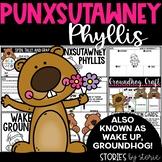 Punxsutawney Phyllis   Wake Up, Groundhog Distance Learning