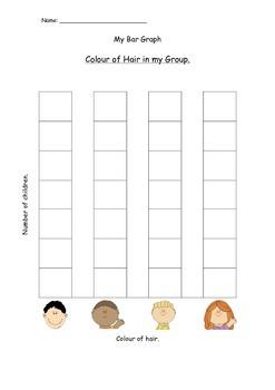 Pupil Bar Graph Template UK