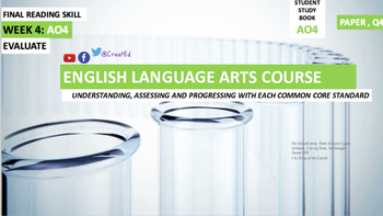 Pupil Revision EBOOK English Language Arts Skill, Unit 4 E