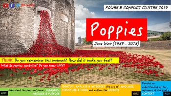 Pupils' Poetry! Complete Independent Study Guide! Power &