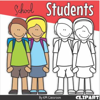 Students School ClipArt