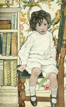 Pupils of Howard Pyle - 50 out of copyright Illustrations to use for anything!