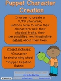 Puppet Character Creation Project Freebie