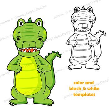 Puppet Crocodile Craft Activity