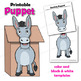 Puppet Donkey Craft