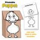 Puppet Duck