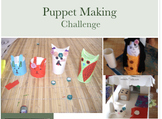 Puppet Making Design Challenge
