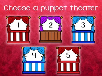 Puppet Patterns {A Bundled Rhythm Set for solo and part work}