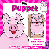Puppet Pig Craft Activity